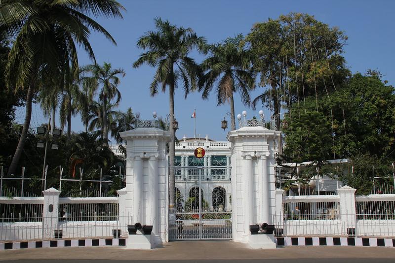 Governor's Mansion - Pondicherry