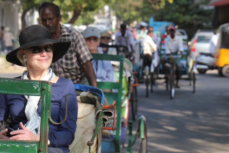 Pondicherry Carriage Ride
