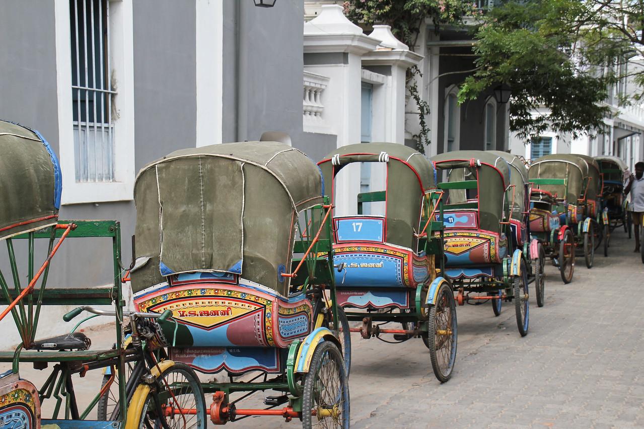 Pondicherry Carriages