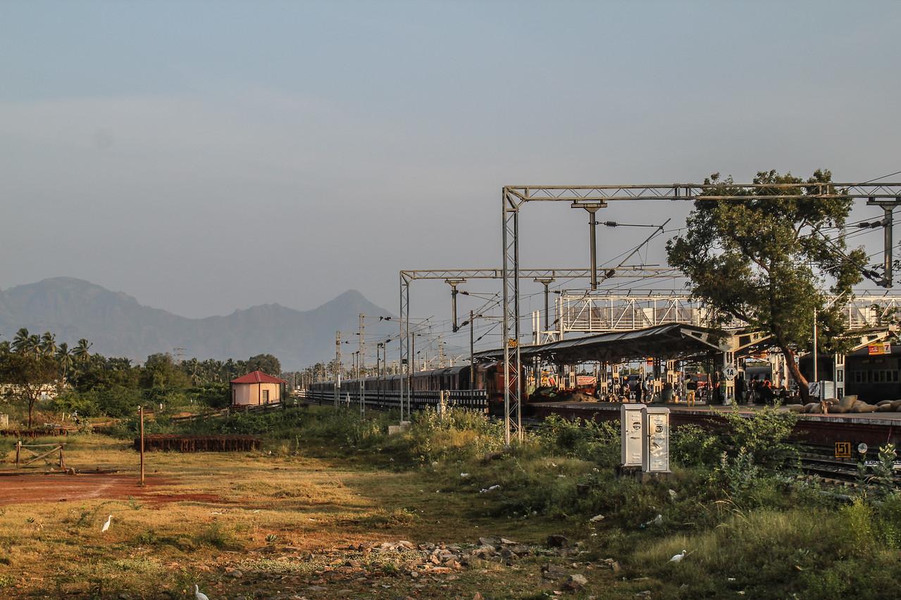 Madurai Train Station