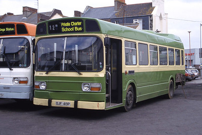 Southern National 2919 Weymouth Bus Stn Sep 97