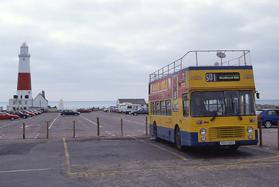Southern National 934 Portland Bill Sep 97
