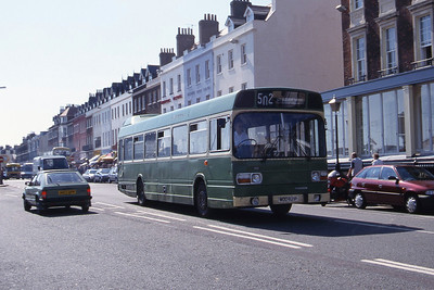 Southern National 2821 Weymouth Esplanade Sep 97
