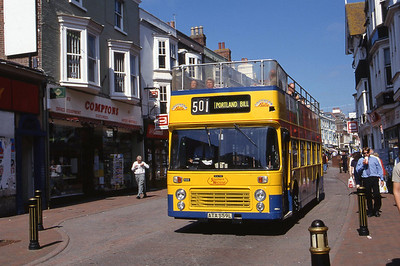 Southern National 559 St Thomas St Weymouth Sep 97