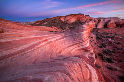 Mojave Undulation