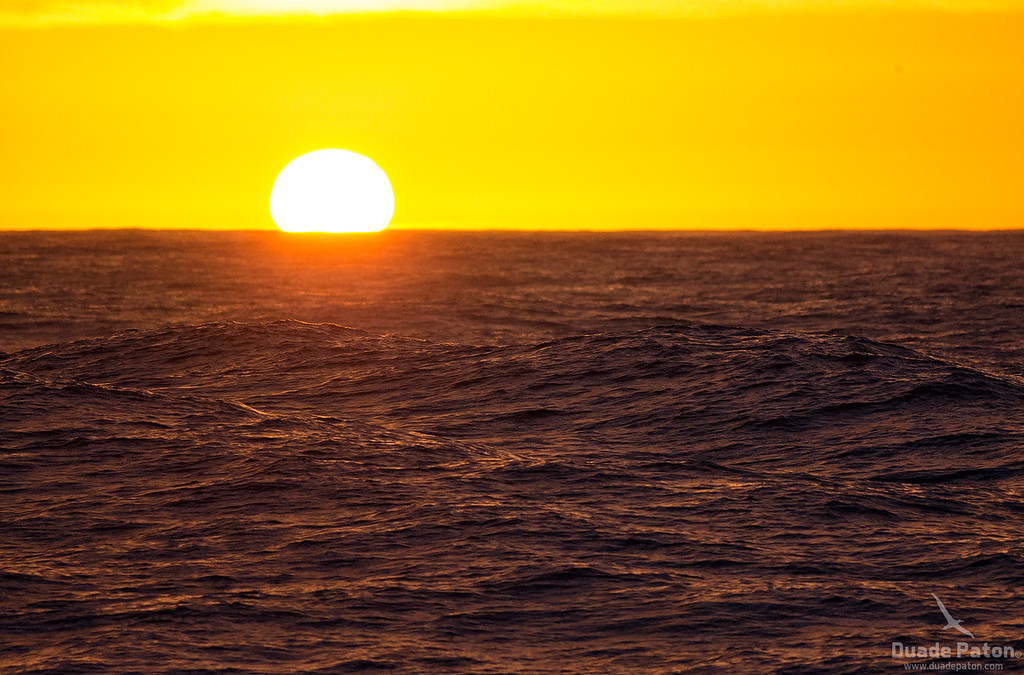 Southern Ocean Sunrise