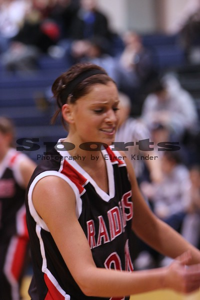 Southern Oregon University Womens Basketball vs Concordia 01/04/08