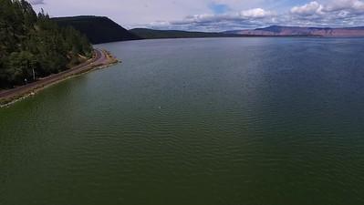 5 Sweep of Upper Klamath Lake