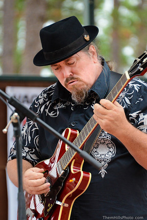 Southern Pines Blues and BBQ