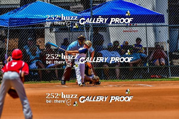 Southern Pitt vs Winterville 12u Cal Ripken baseball all