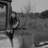 Old Ford Truck - Mirror Some photos just scream for Black and White! These Mississippi Delta photos are no exception. Oh what beautiful photos we get when we mix that Southern water with a southern sunrise or sunset! Southern transportation comes in all forms. From tractors to mules, from trains to boats!