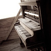 Delta music! Some old pianos and other southern style photos of mississippi music! Great southern buildings and architecture from our past and present. Some old churches and other items found inside the church that represent our southern faith.
