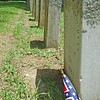 Confederate General grave Southern cemetery's provide some great opportunities for photos.