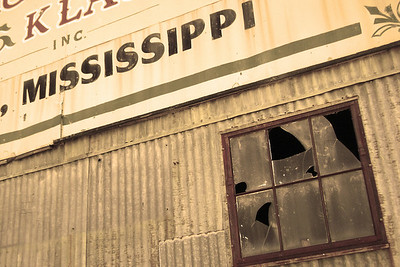 Great southern buildings and architecture from our past and present. These signs were found throughout the delta.