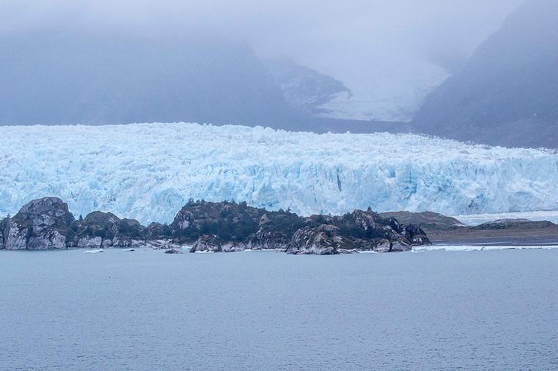 Amalia Glacier, Southern Patagonia, Chile