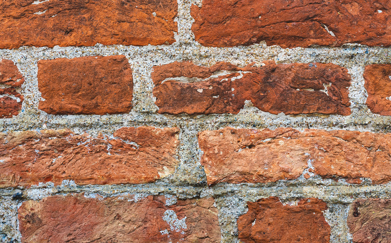 Brick By Old Brick