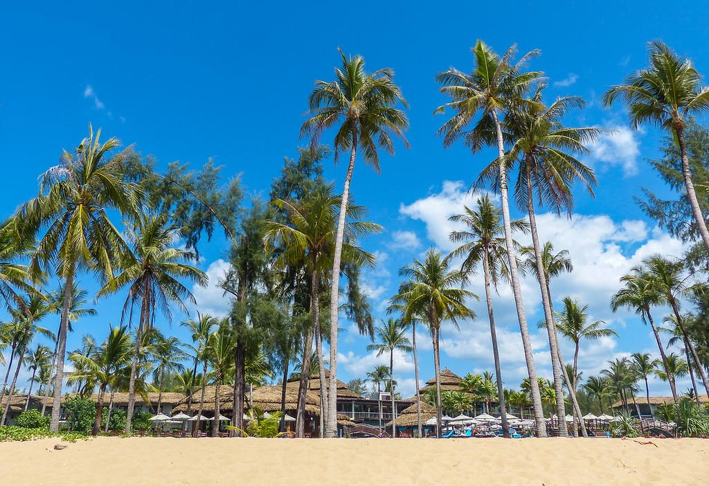 Khao Lak, Bang Niang Beach