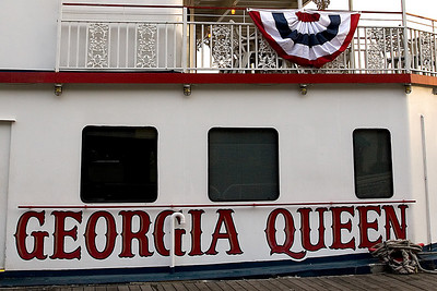 Georgia Queen River Boat