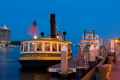Savannah River Boat Cruise