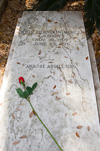 Johnny Mercer's Grave at Bonaventure Cemetery