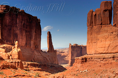 Wall Street, Arches National Park, Utah