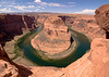 Horseshoe Bend on the Colorado River - Glen Canyon National Recreation Area, Arizona - John Remy - September 2007