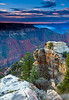 Early Sun on the North Rim - Grand Canyon National Park, Arizona - John Remy - September 2007