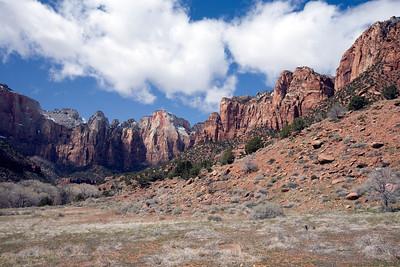 Zion National Park. Utah