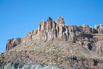 Capital Reef National Park.  Utah.