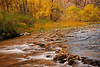 Virgin River - Zion National Park, Utah - Darren Stratemeier - November 2009