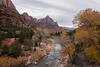 Virgin River - Zion National Park, Utah - Jay Brooks - November 2009