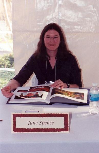 June Spence