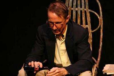 Lewis Grizzard Impersonator Bob Oberst Jr.