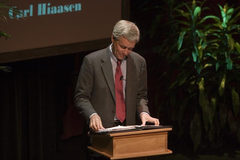 Carl Hiassen