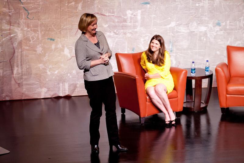 Helen Simonson and Susan Rebecca White