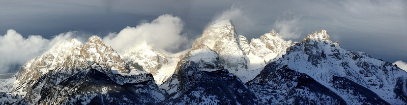 Heart of the Tetons