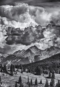 Grenadier Range, southwestern Colorado