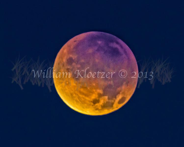 12-10-12 lunar eclipse at 6:07AM, Carlsbad CA