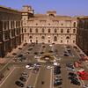 Buildings in the Vatican.