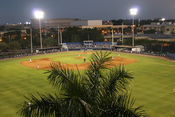 March 5, 2013...SNHU vs Nova Southeastern------Night Game