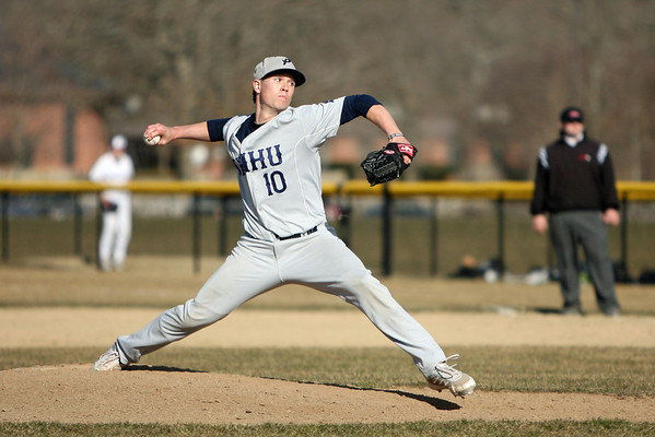 SNHU vs Stonehill 2nd Game of Doubleheader March 30, 2013