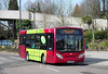 KX08HMD - Basingstoke (rail station) - 15.3.10