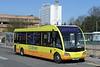 YJ62FYF - Bracknell (bus station)