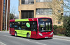 KX08HMB - Basingstoke (Alencon Link) - 15.3.10