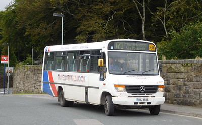 RIL4586 - St. Austell (bus station)
