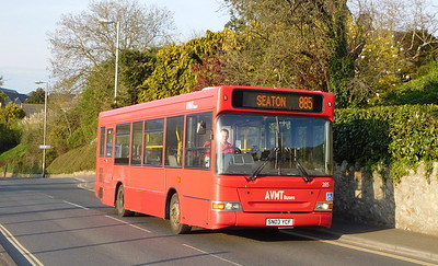 SN03YCF - Axminster (King Edward Road)