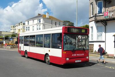 P503RYM - Seaton (seafront) - 3.8.13