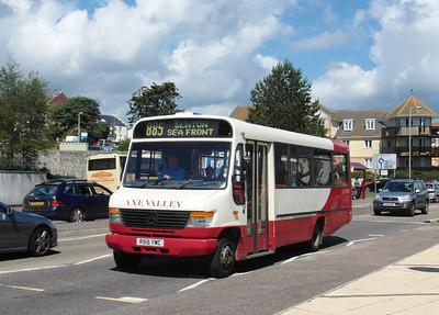 R515YMC - Seaton (The Underfleet) - 3.8.13