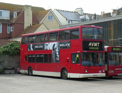 X324HLL - Seaton (AVMT depot) - 26.7.14