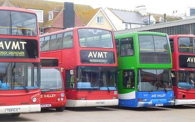 V757HBY - Seaton (AVMT depot)